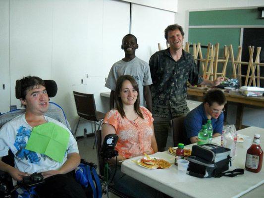 Association sportive des jeunes handicapés de l'Estrie