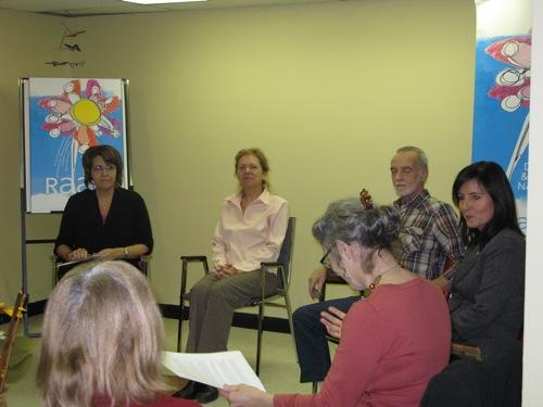 Regroupement des aidantes et aidants naturels - Sherbrooke 2012